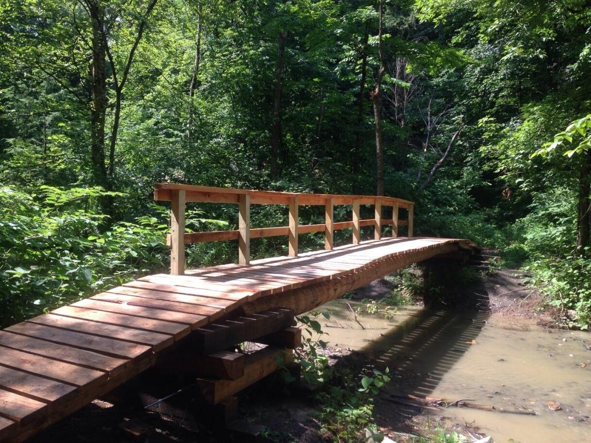 Paradise Park Bridge